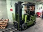 Clark GCX22 LPG Forklift (2)