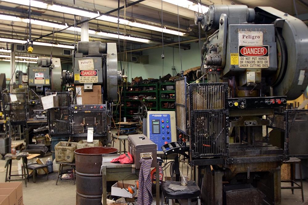 Minster 45 Ton Presses (1)