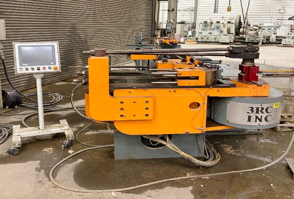 3RC CNC hydraulic pipe bender