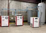 Gardner Denver air compressors