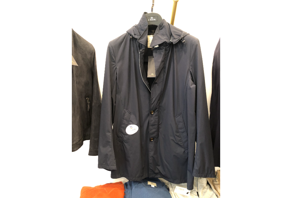 42 – GRAYSON ULTRA LIGHTWEIGHT BOMBER (1CT)