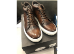 525 – FOSTER HIGH TOP DARK BROWN (7CT)