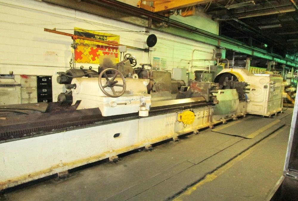 Roll grinder
