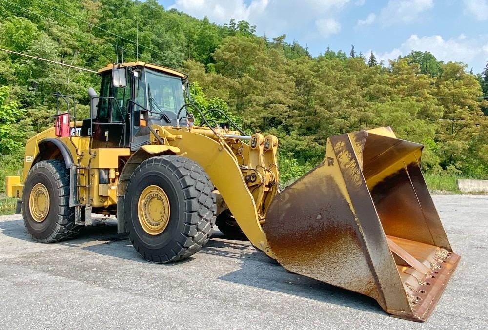 CAT 980H wheel loader