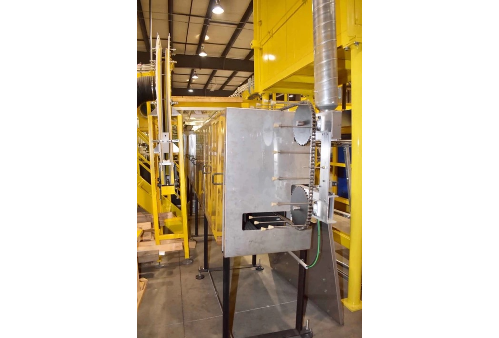 Lot 11 – B6 Thermal Pin Ferris Wheel Oven