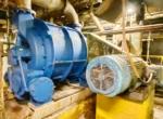 NASH 6,000 CFM vacuum pump